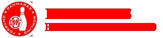 Webshop – Danmarks Bowling Forbund Logo